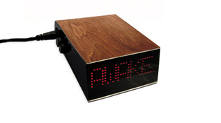 The Da Vinci Alarm Clock Will Wake You Up Six Times A Day