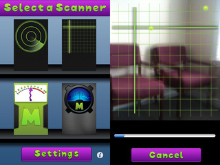 Evil Parents Can Flick the Positive Reading On For This Monster Meter iPhone App