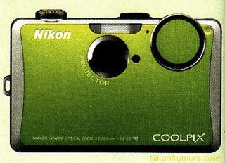 Second-Gen Nikon S1100pj Projector Camera Leaked