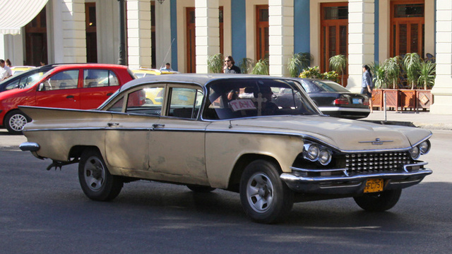 Days may be numbered for old American cars in Cuba