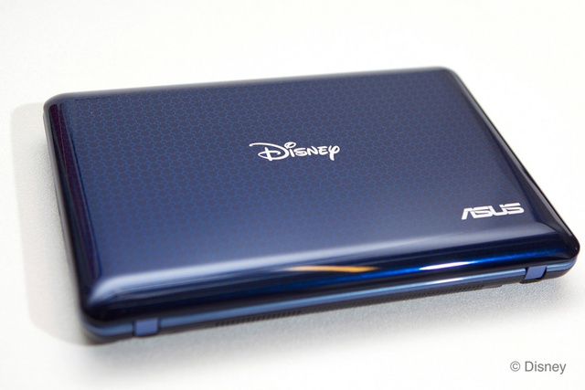 Disney Partners With Asus On Netpal Eee Netbook For Kids