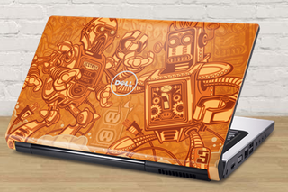120 New Designs for Dell's Laptop Art Studio