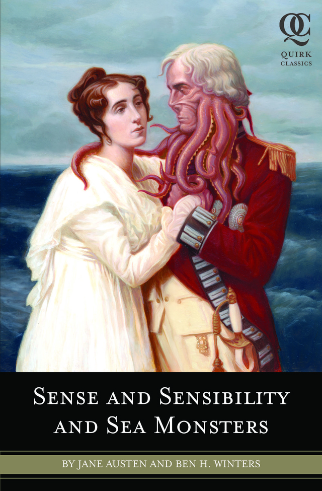 Literary Mashups Meet Tentacles. Has All Of Western Literature Been Leading Up To This?