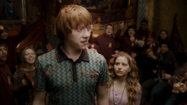 59 Stills From Harry Potter Show Ominous Skies And Growing Pains