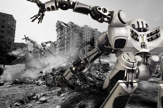 When Machines Destroy the Earth - A Gallery