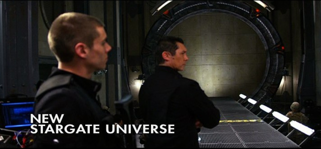 New Glimpses Of Caprica, Stargate Universe And Eureka