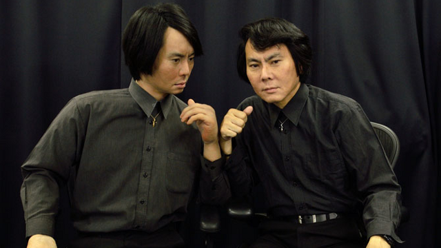 Would you copy your mind to a robotic body-double?
