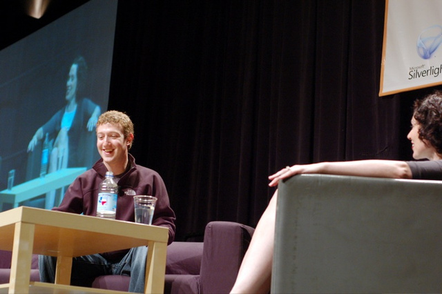 Mark Zuckerberg SXSW keynote