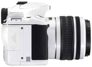 Pentax K2000 DSLR Now Comes In Cookies 'n' Cream White