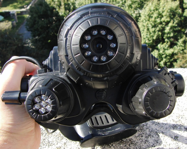 Lightning Review: EyeClops Night Vision Goggles