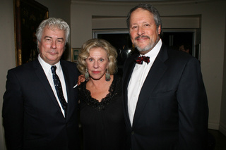 Erica Jong's Book Party For Ken Follett