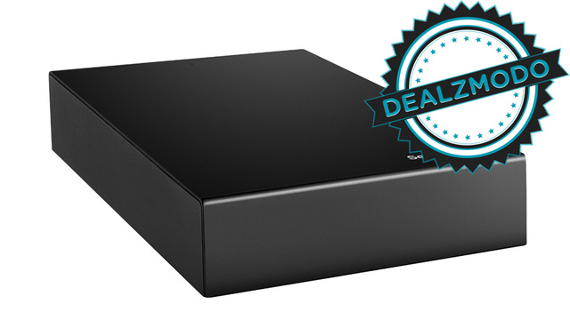 3TB Of Storage Capacity Is Your Back-Up-Everything Deal of the Day