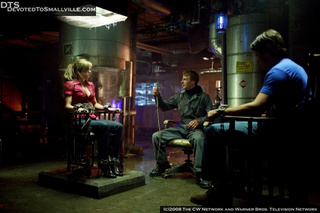 Major Dirt On Dollhouse, Sarah Connor, Smallville And Fringe