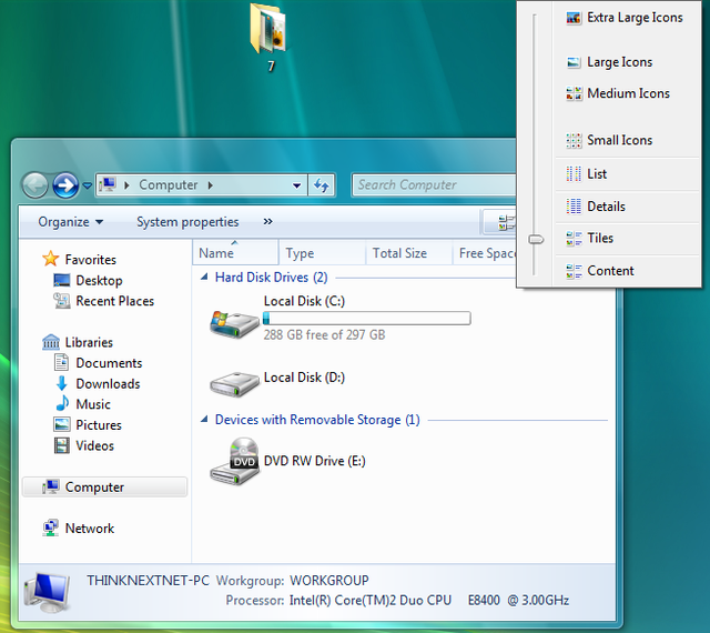 Windows 7 Does Look Just Like Vista