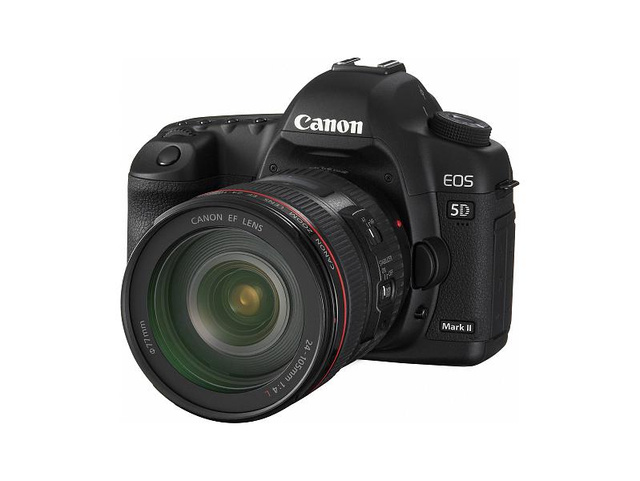 Canon 5D Mark II Officially Awesome: 21MP DSLR First to Shoot Full HD Video