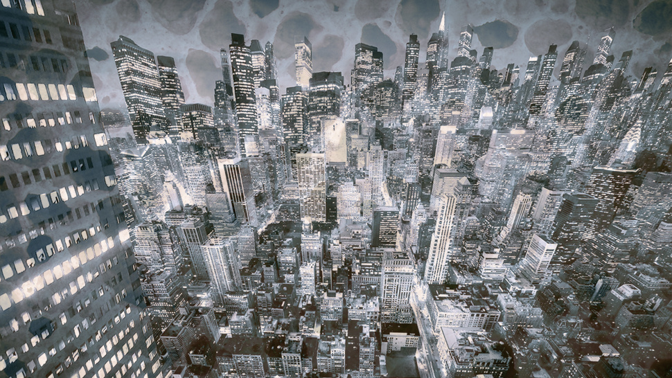 Buildings Based On Human Bone Structure Could Be the Future of Cities