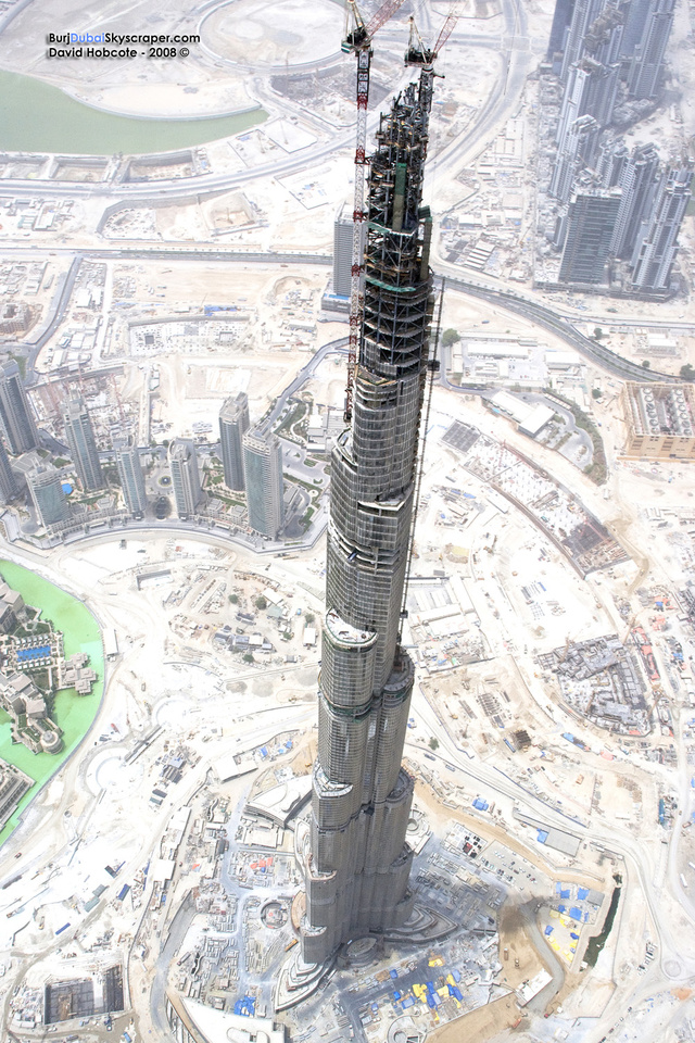 Tallest Skyscraper in the World Almost Completed, Defies Belief