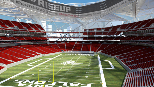 That Insane New Falcons Stadium Is Really Going To Happen