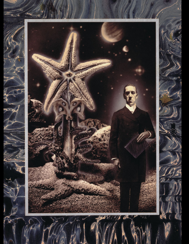 Tentacles and Cosmic SF: The Art of Lovecraft