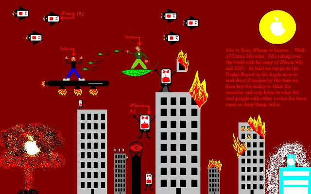 90 Visions of Future in MS Paint are Terrifying, Insane