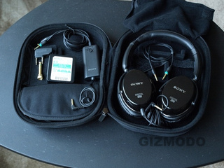Lightning Review: Sony MDR-NC500D Digital Noise Canceling Headphones