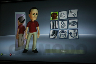 Xbox Live Getting Dashboard Redesign, Mii-like Avatars Designed by Rare