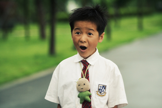 Attack of the Cute Alien in Stephen Chow's CJ7