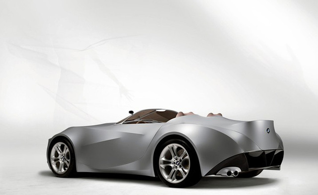 Shape Shifting Bmw Concept Car Is Made Of Cloth