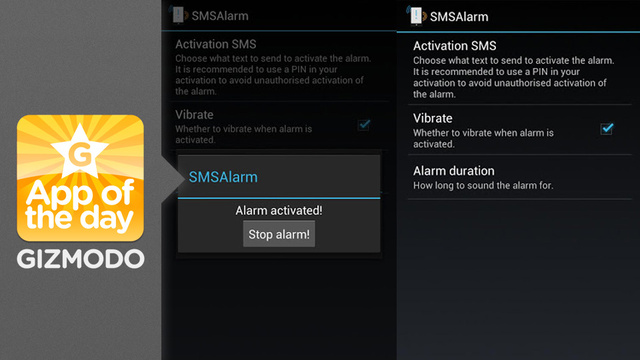 SMS Alarm: Always Find Your Misplaced—Phone Even When Its On Silent
