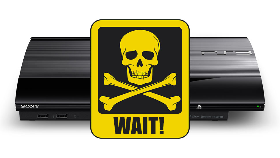 Don't Update Your PS3 Today!