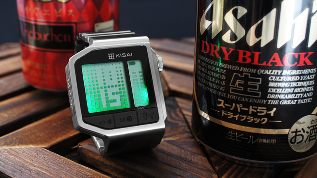 This Watch Will Tell You If You're Too Drunk to Drive