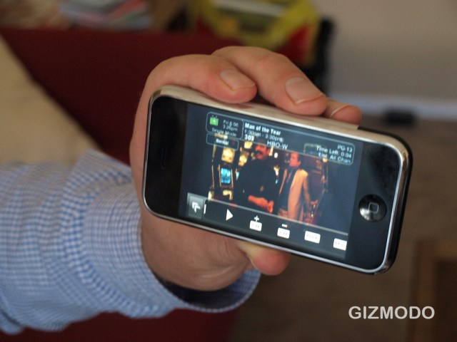 Sling On iPhone: Video Hands On