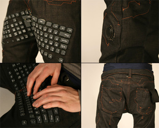 Bring Out Your Inner Tool With Peripherals Pants