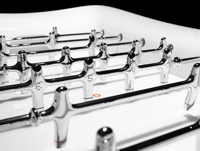 Eleven Design Makes Foosball Beautiful