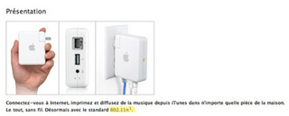 Airport Express Update Spotted at Online Apple Store