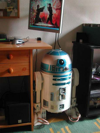R2-D2 PC Case Mod Warps Us Into Hyperspace