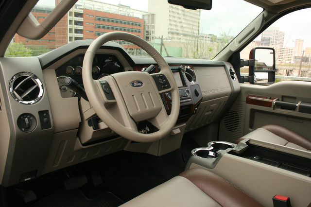 2009 Ford F-250 Super Duty Cabela's Edition: First Drive