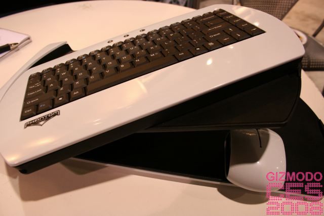 Phantom Lapboard Keyboard (It's Coming) (Maybe)