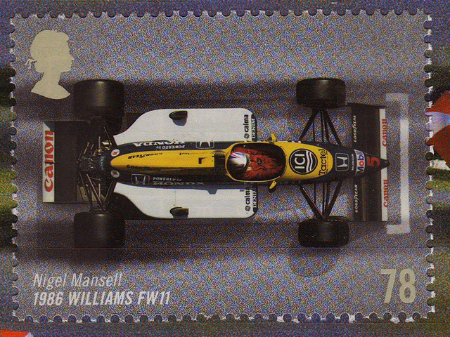 The Grand Prix For British Philatelic Immortality