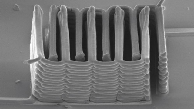 3D Printing Graduates from Plastic Chunks to Incredible Micro-Batteries
