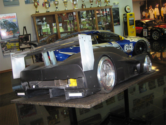 Corvette LMP1 Race Car That Never Was