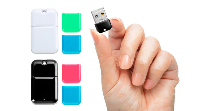 The First USB 3.0 Flash Drive That's Small Enough To Lose
