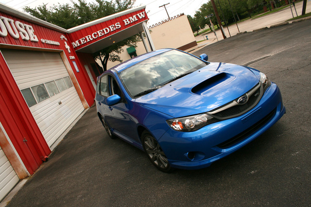 2009 Subaru WRX: Part Three