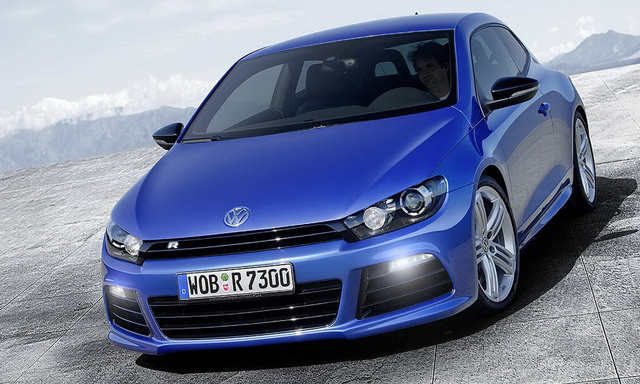 2010 VW Scirocco R: 265 HP Nürburgring-Shredding Hot Hatch