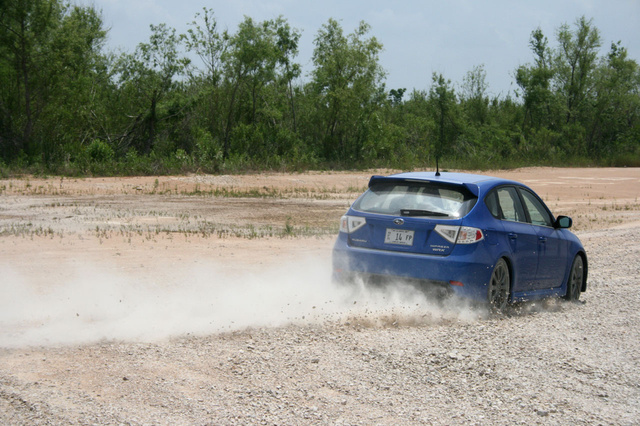2009 Subaru WRX, Part One