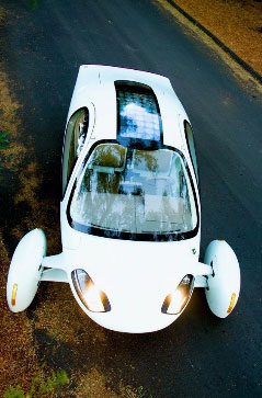 Aptera Electric Three Wheeler Available for Pre-Order