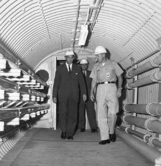 Titan Nuclear Missile Base for Sale, ICBMs not Included
