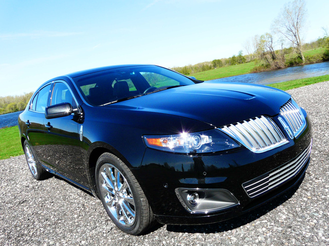 2010 Lincoln MKS EcoBoost: First Drive