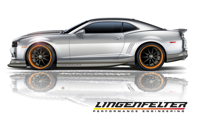 Turbo LS7-Powered 800 HP Lingenfelter Camaro SS Mullet-Mobile