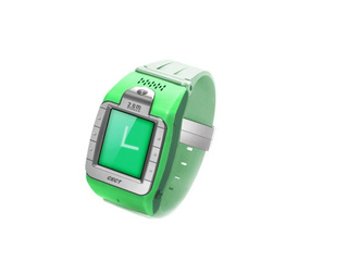 Cect Cellphone Watch From China Has Bluetooth, MP3, MP4 and FM Radio